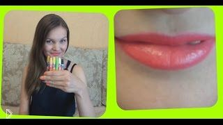 Как сделать помаду из восковых карандашей - Видео онлайн