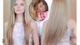 Смотреть онлайн Отращиваем волосы, правила ухода за волосами