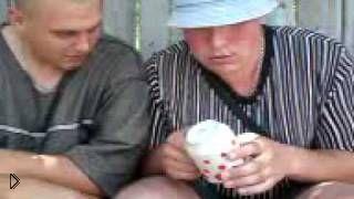 Смотреть онлайн Прикол про чашку от наркоманов