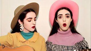 Смотреть онлайн Двойняшки круто поют Can't Feel My Face - The Weeknd