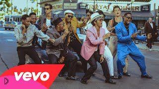 Смотреть онлайн Клип: Mark Ronson - Uptown Funk ft. Bruno Mars