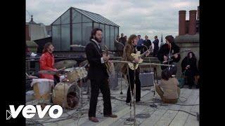 Смотреть онлайн Клип The Beatles - Don't Let Me Down