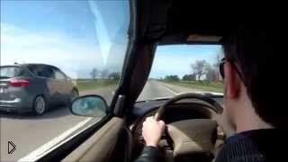 Смотреть онлайн Водитель потерял сознание за рулем