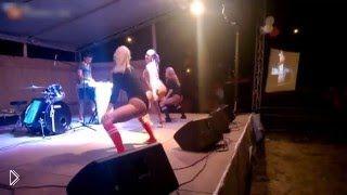 Смотреть онлайн Детский концерт со взрослыми танцами