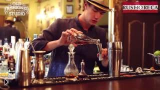 Смотреть онлайн Готовим дома легкий коктейль Пунш Плантатора