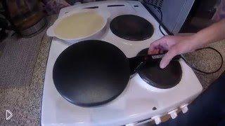 Как использовать погружную блинницу - Видео онлайн