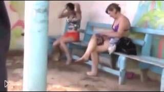 Смотреть онлайн Подборка: Беспощадные драки пьяных девушек