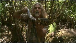 Смотреть онлайн Водяной щитомордник: ядовитая змея