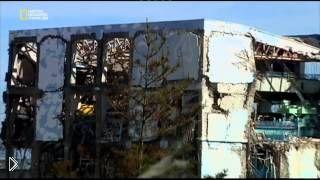 Смотреть онлайн Цунами и взрыв на Фукусиме 2011