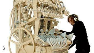 Смотреть онлайн Крутой инструмент: музыкальная ручная машина