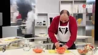 Смотреть онлайн Секрет сочного жаренного мяса