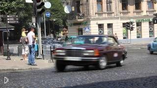 Смотреть онлайн Автомобильный фестиваль Leopolis Grand Prix 2015
