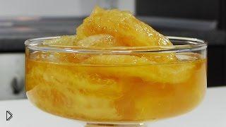Смотреть онлайн Варим апельсиновое варенье