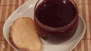 Смотреть онлайн Зимний джем из хурмы: готовить своими руками