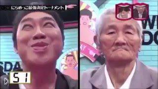 Смотреть онлайн Дед выиграл в соревновании, в котором нельзя смеяться