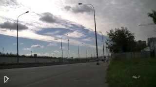 Смотреть онлайн Странное явление в небе над Москвой