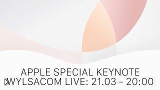 Смотреть онлайн Презентация iPhone SE