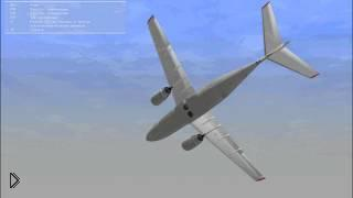 Смотреть онлайн Реконструкция ситуаций: полет самолета идет не по плану