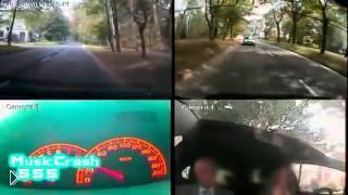 Смотреть онлайн Подборка: Пугающее равнодушие водителей