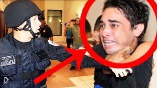 Смотреть онлайн Людей арестовывают за видео на ютубе