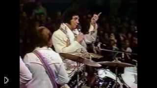 Смотреть онлайн Концерт: Элвис Пресли 1977 год