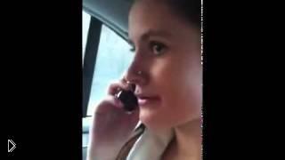 Смотреть онлайн Девушка врет своему парню по телефону
