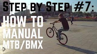 Как делать мэнуал на MTB и BMX - Видео онлайн