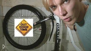 Смотреть онлайн Как мыть велосипед в домашних условиях