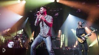 Смотреть онлайн Концерт: Maroon 5 2005 год