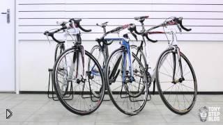 Смотреть онлайн Интересные особенности горных велосипедов