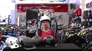 Смотреть онлайн Выбираем шлем для катания на велосипеде