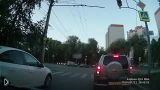 Смотреть онлайн Подмена номера у авто - как это было в Самаре