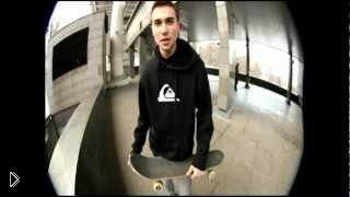 Скейтбординг: работа над балансом - Видео онлайн