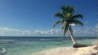 Смотреть онлайн Запись тропического пляжа в HD