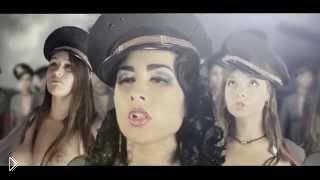 Смотреть онлайн Ну очень странный музыкальный клип