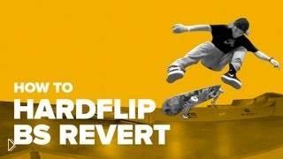 Смотреть онлайн Хау ту hardflip bs revert