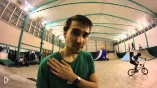 Смотреть онлайн Скейтбординг: как разворачиваться на подъеме