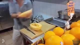 Смотреть онлайн Подборка: Самые шустрые повара в мире