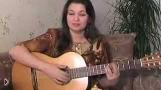 Смотреть онлайн Как научиться играть на гитаре испанский бой
