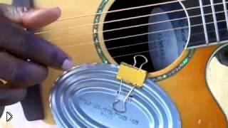 Интересное дополнение для обычной гитары - Видео онлайн