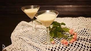 Смотреть онлайн Простой рецепт нежного бананового ликера