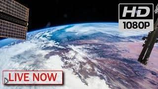 Смотреть онлайн Трансляция с космоса в прямом эфире