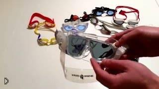 Смотреть онлайн Как правильно обращаться с очками для плавания