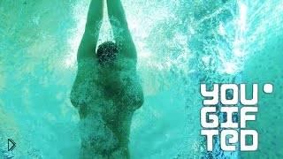 Смотреть онлайн Как научиться плавать на спине