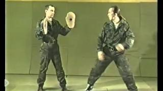 Смотреть онлайн Особенности ударов руками в боевом самбо