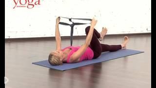 Смотреть онлайн Йога как лекарство от стресса, комплекс упражнений