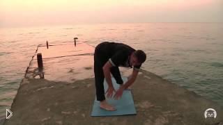 Избавляемся от боли в спине с помощью йоги - Видео онлайн