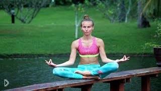 Смотреть онлайн Как держать тело в тонусе с помощью йоги