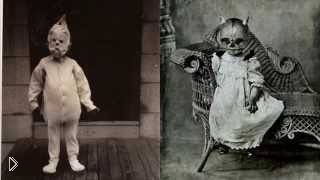 Смотреть онлайн Выбирайте самый жуткий образ на хеллоуин для себя