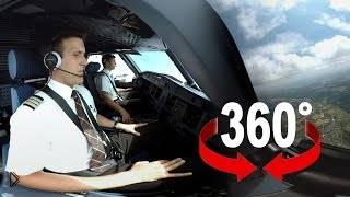 Смотреть онлайн Вот так летят пилоты больших самолетов